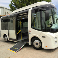 Electric Urban Bus – 6 meters